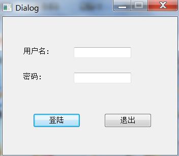 qt基础编程 窗口上只保留最小化按钮和关闭按 .